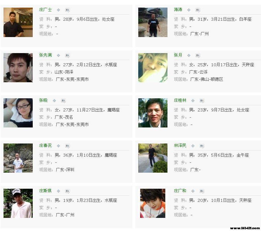 QQ校友 - 揭西县上砂中学 - 校友列表29.jpg