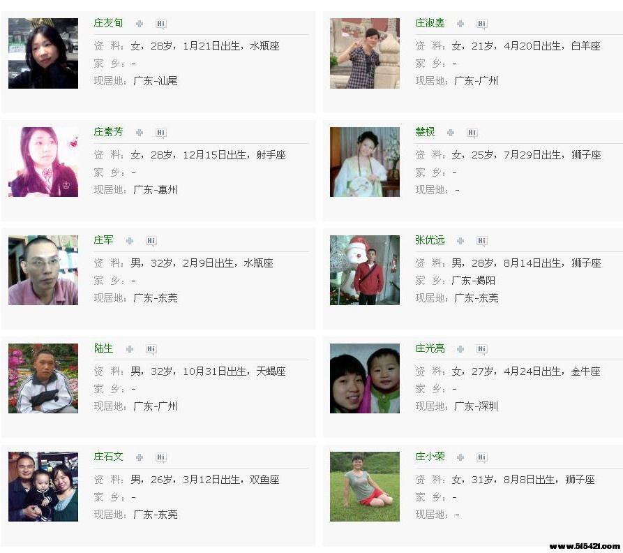 QQ校友 - 揭西县上砂中学 - 校友列表26.jpg
