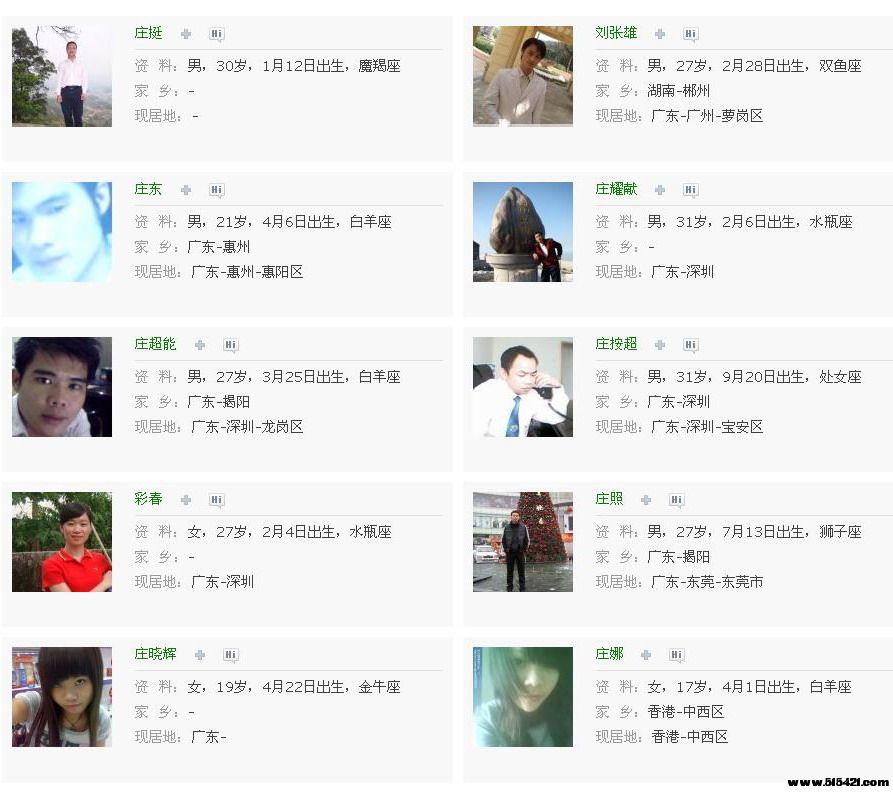 QQ校友 - 揭西县上砂中学 - 校友列表28.jpg