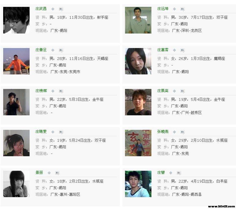 QQ校友 - 揭西县上砂中学 - 校友列表15.jpg