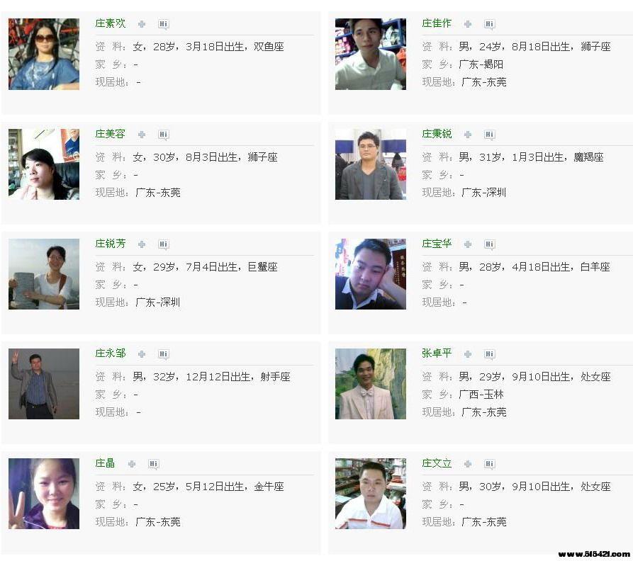 QQ校友 - 揭西县上砂中学 - 校友列表25.jpg