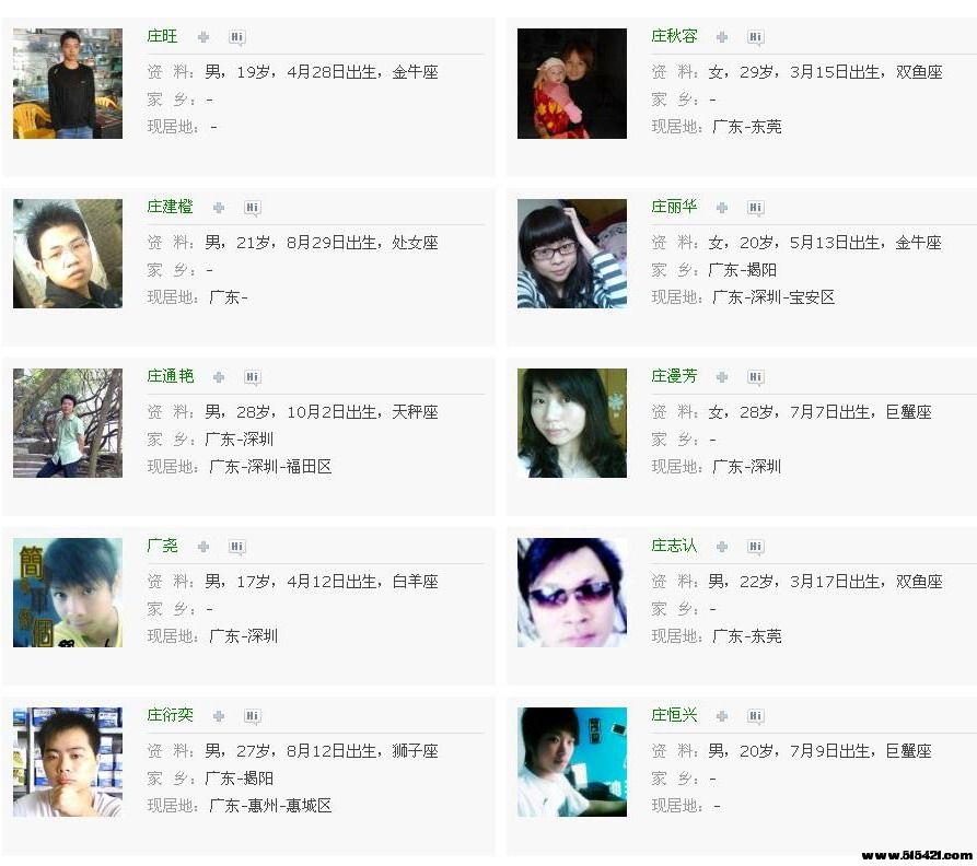 QQ校友 - 揭西县上砂中学 - 校友列表23.jpg