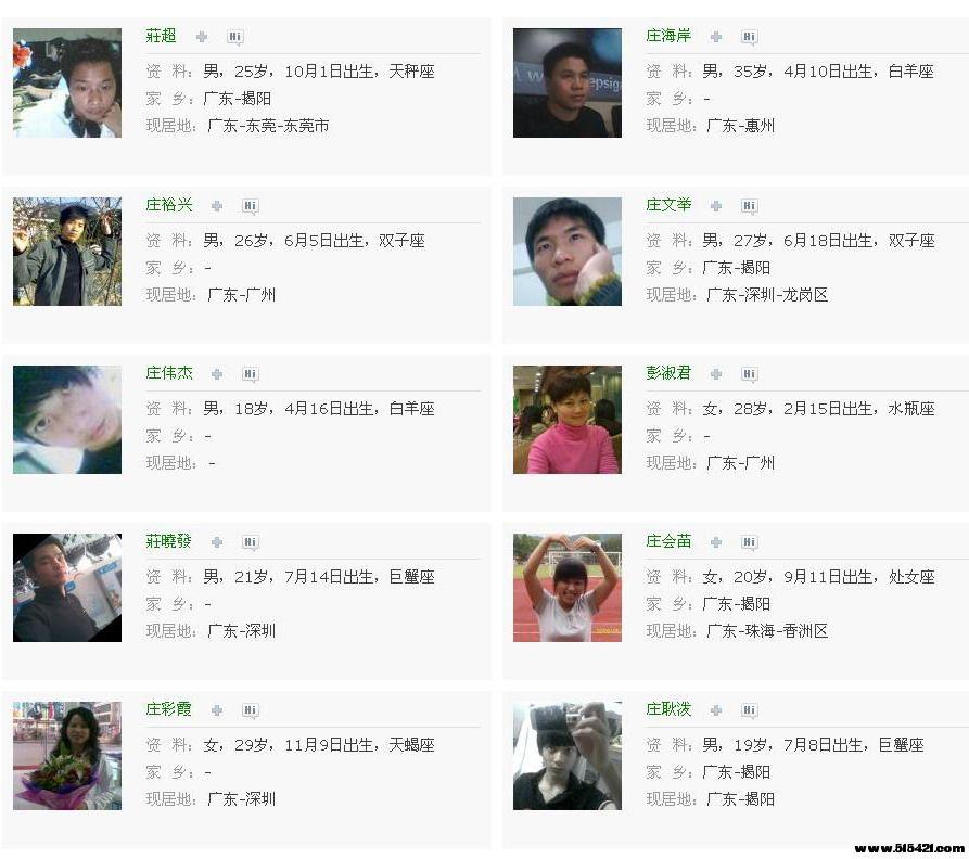 QQ校友 - 揭西县上砂中学 - 校友列表19.jpg