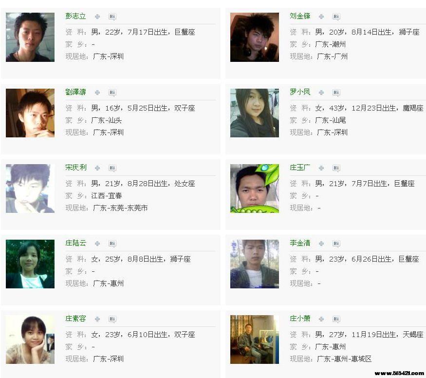 QQ校友 - 揭西县上砂第一中学 - 校友列表7.jpg