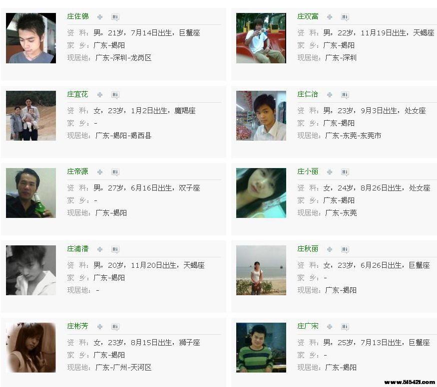 QQ校友 - 揭西县上砂第一中学 - 校友列表3.jpg