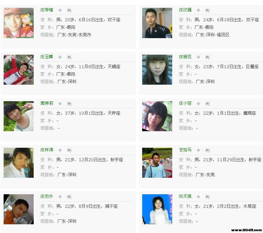 QQ校友 - 揭西县上砂第一中学 - 校友列表5.jpg
