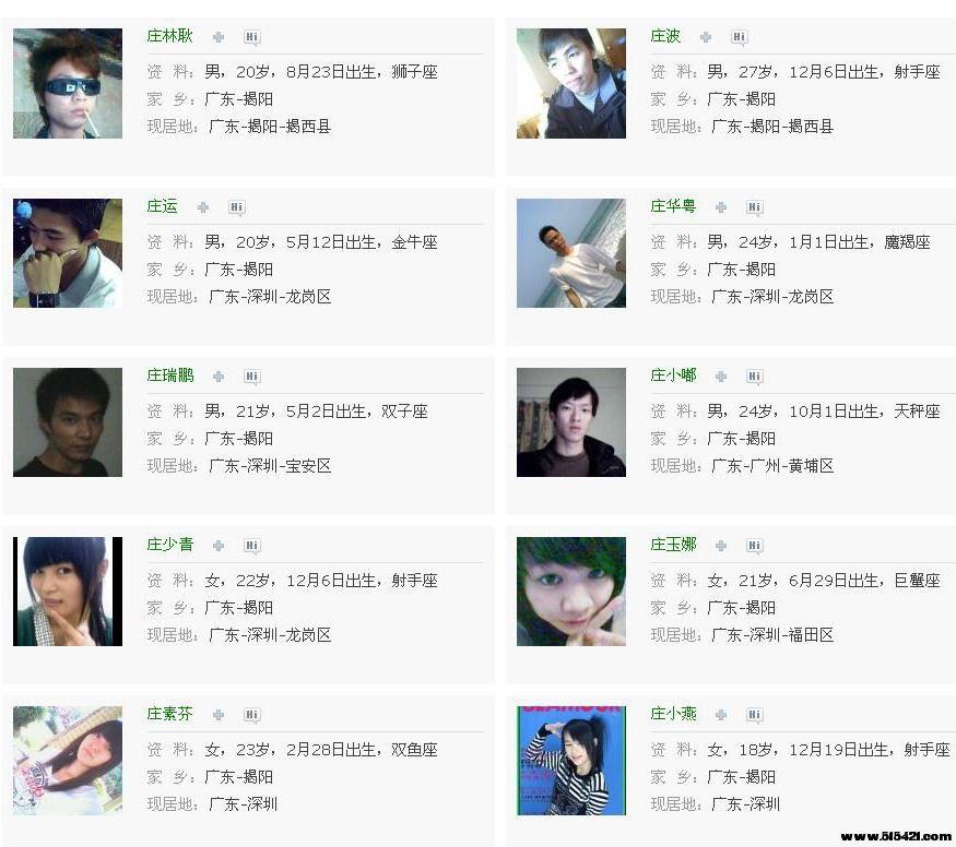QQ校友 - 揭西县上砂第一中学 - 校友列表2.jpg