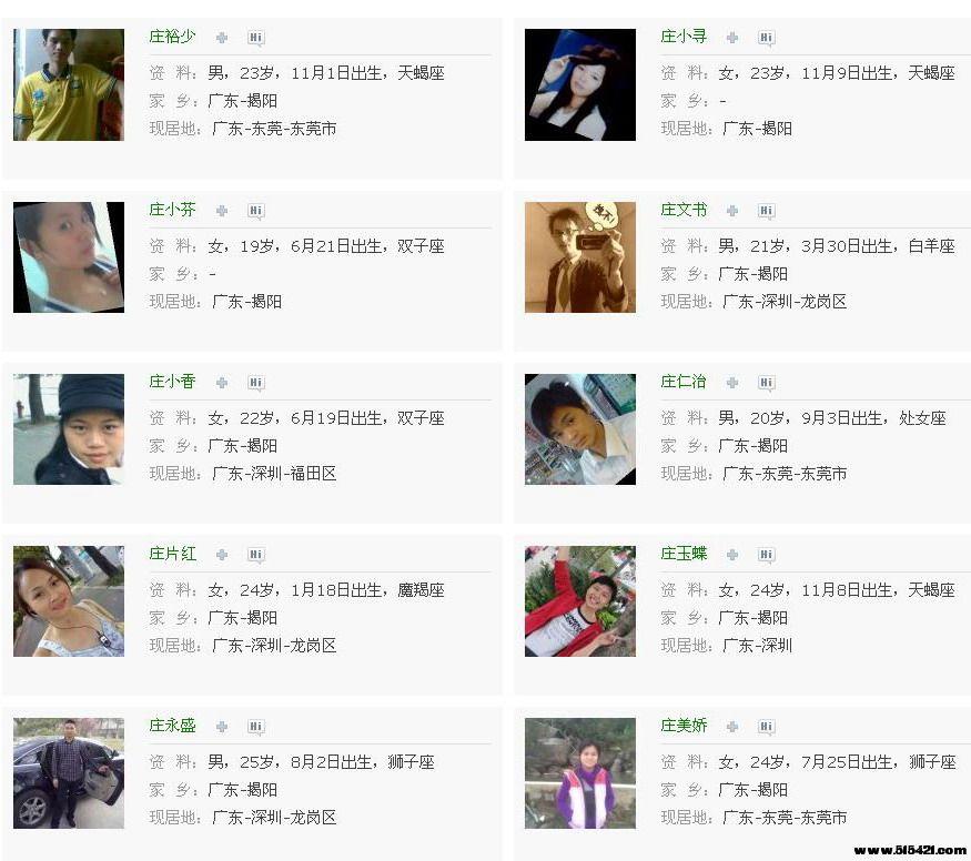 QQ校友 - 揭西县上砂第一中学 - 校友列表4.jpg